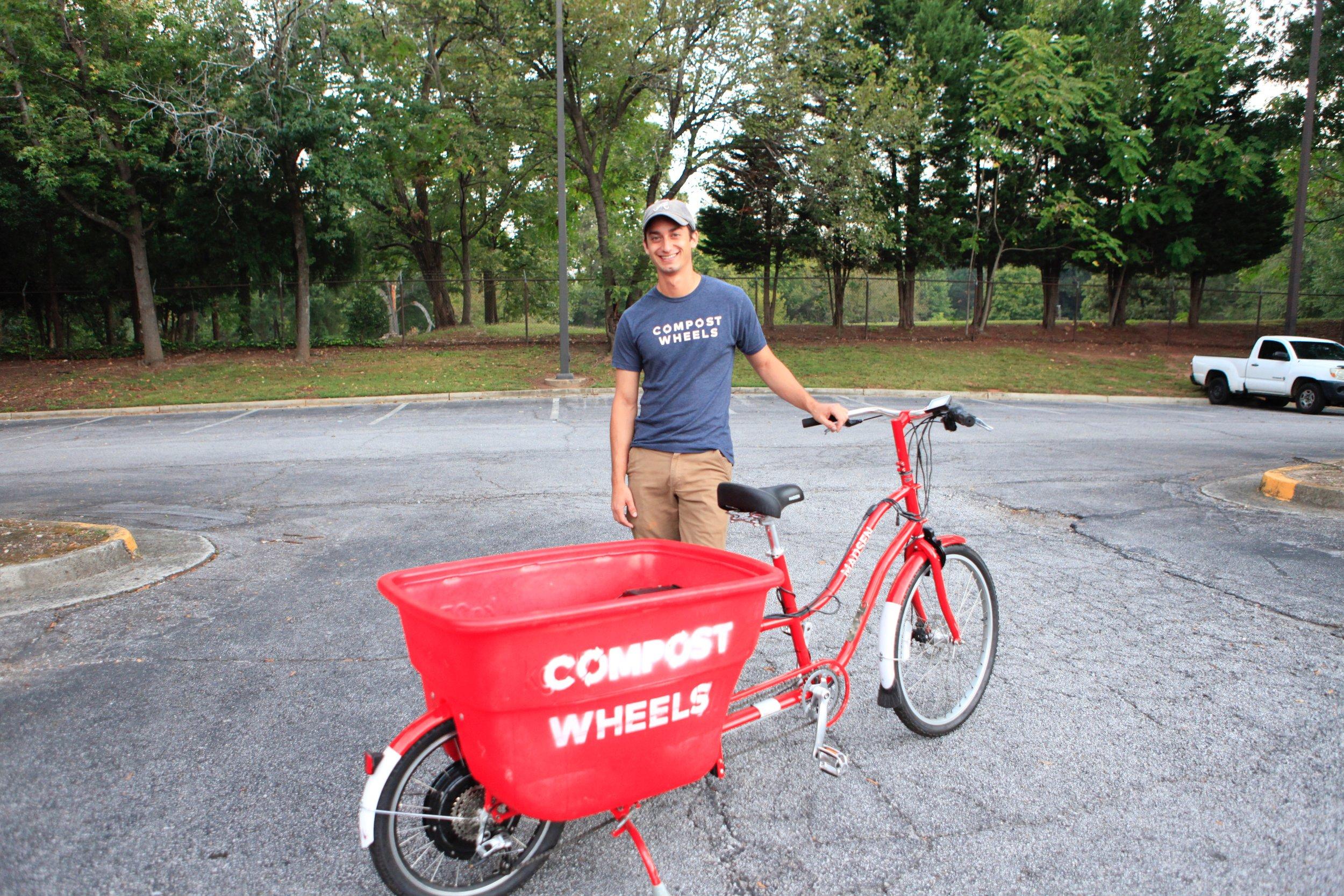 Compostwheels Founder David Paull