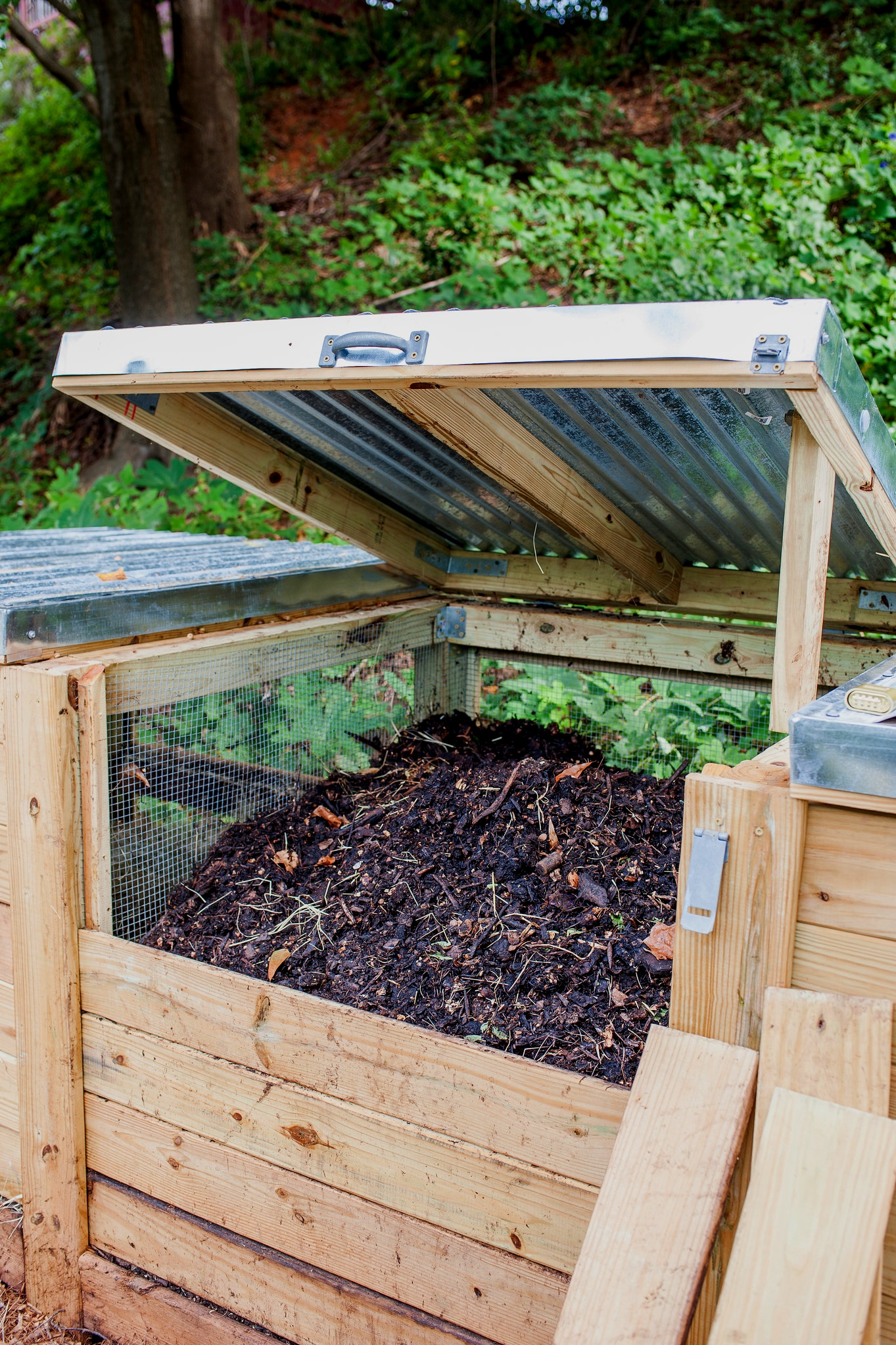 COMPOSTING SYSTEM GRANT