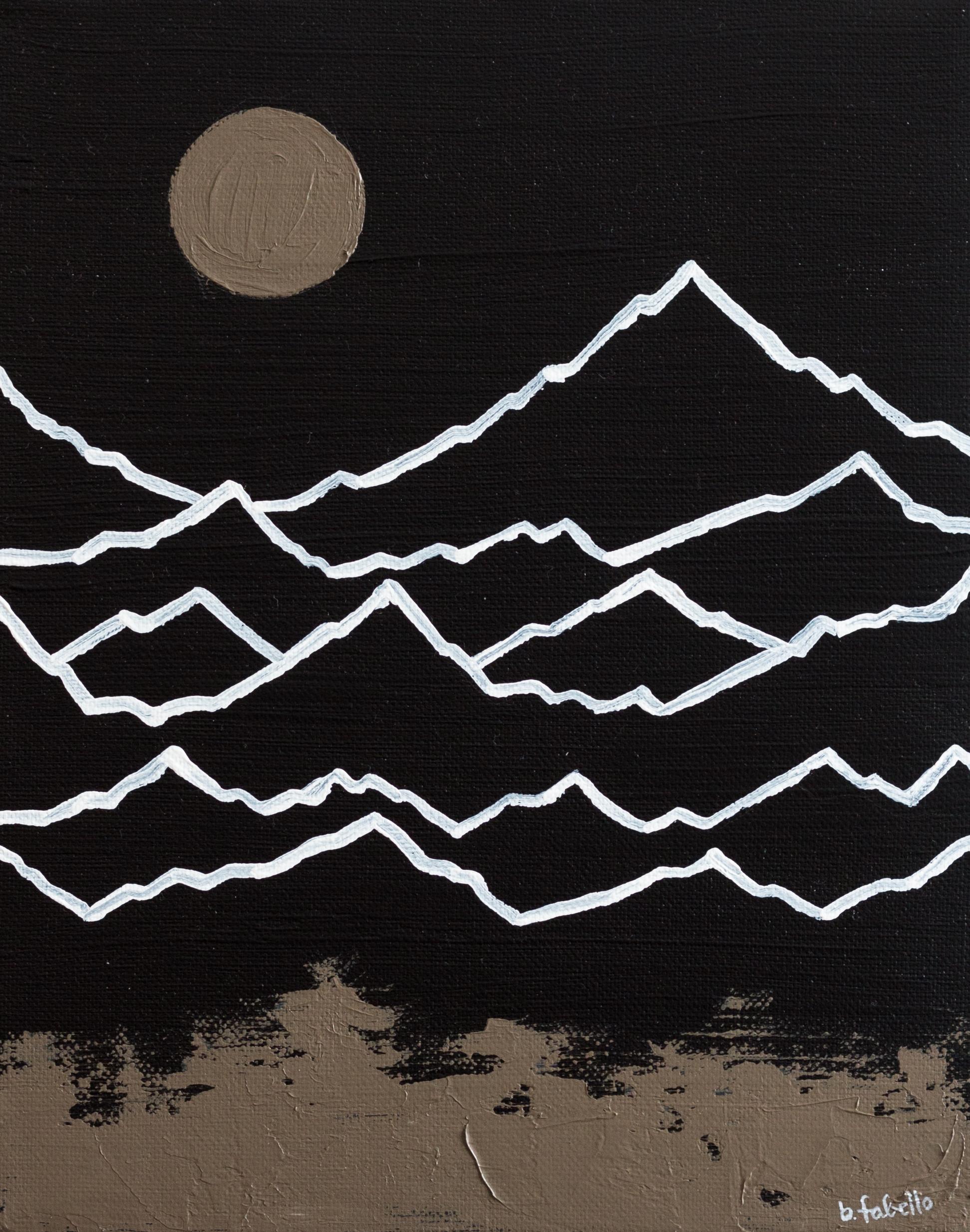 Reflection IV by Britt Fabello