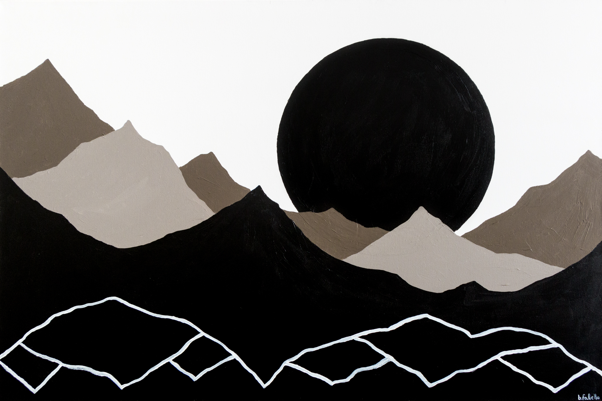 Reflection VII by Britt Fabello