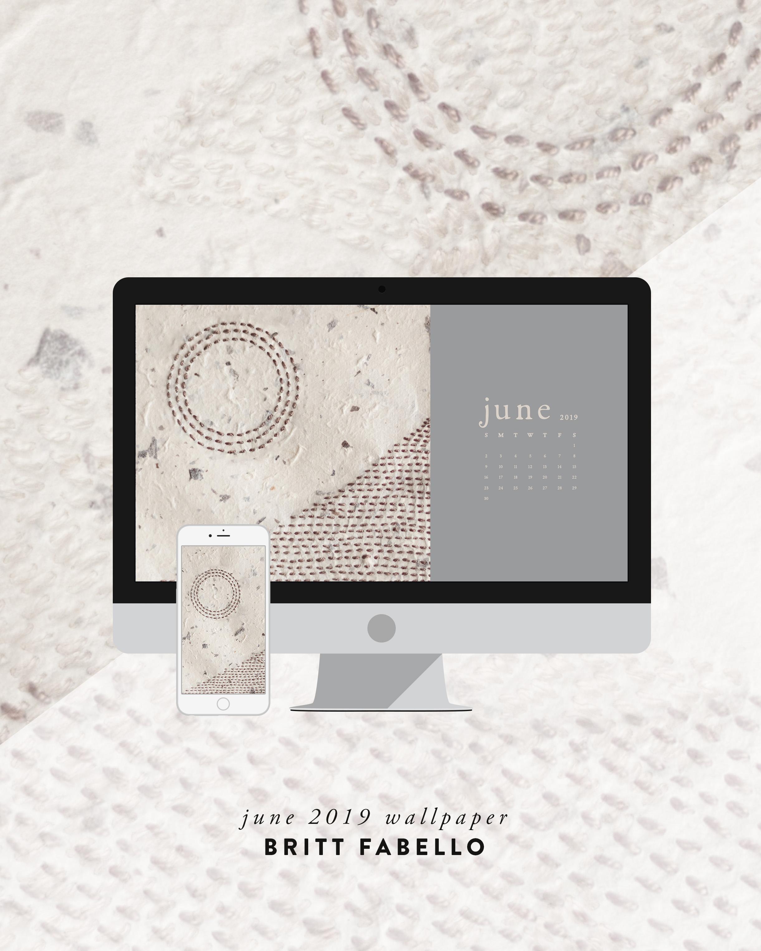 BF_Wallpaper_Phone_June-2019.jpgWallpaper: June 2019 Calendar & Artwork | Computer & Phone | Britt Fabello