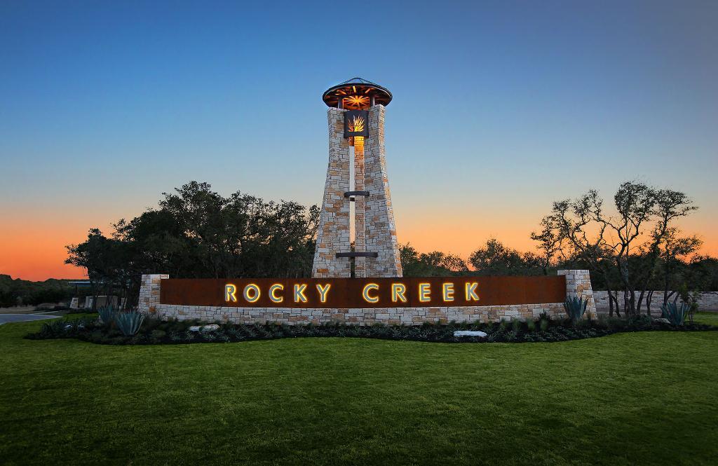 Rocky Creek -