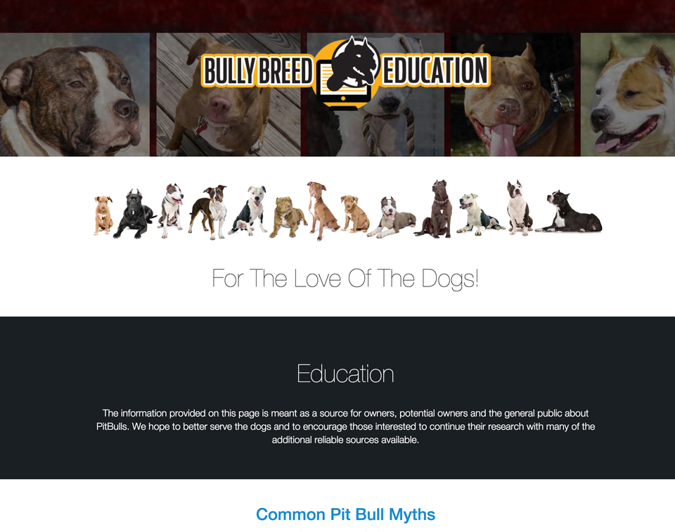 www.bullybreededucation.com