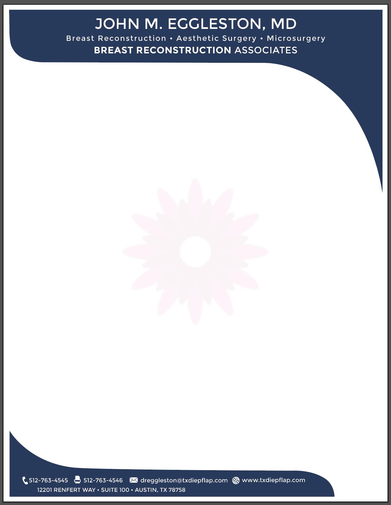 3 Line Header