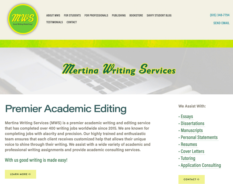 www.mertinawriting.com