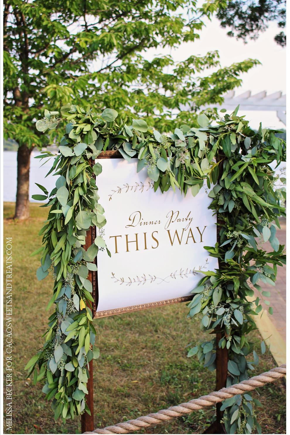 sign by paper route collective floral garland by a splendid occassion melissa becker photography for cacoa sweets and treats.jpg
