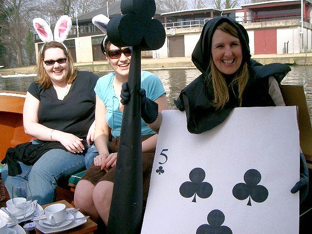 A Mad Hattering Hen Party