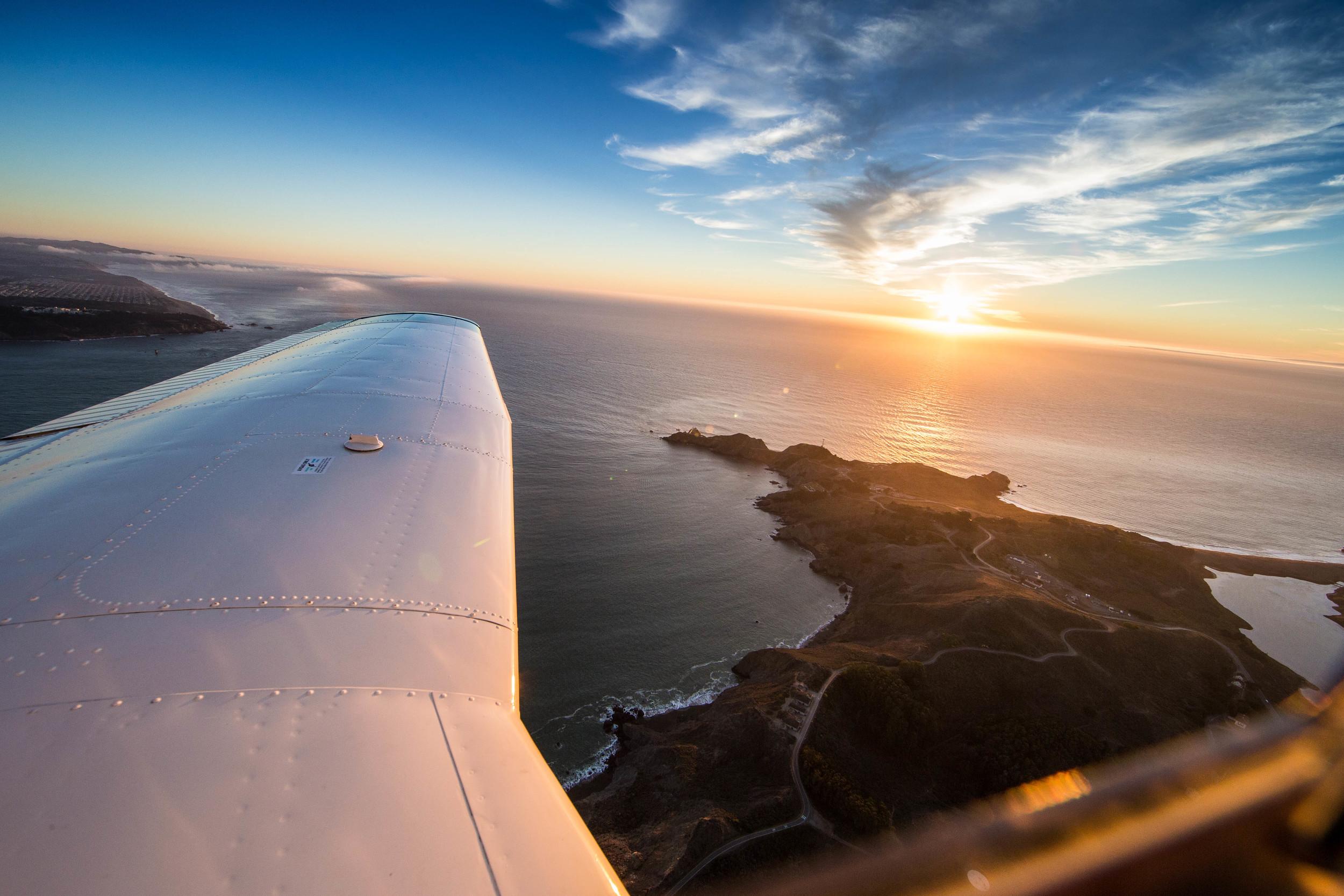 Fly Bay Area