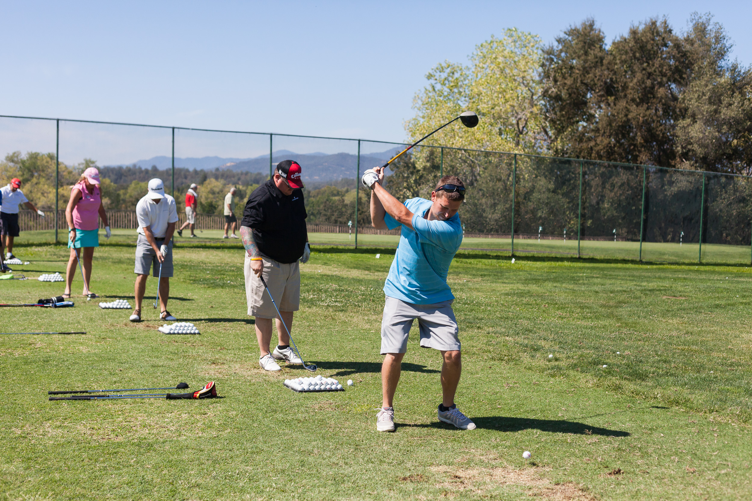 Shasta Association of REALTORS® YPN hosts annual golf tournament to raise funds in support of local youth groups and organizations.