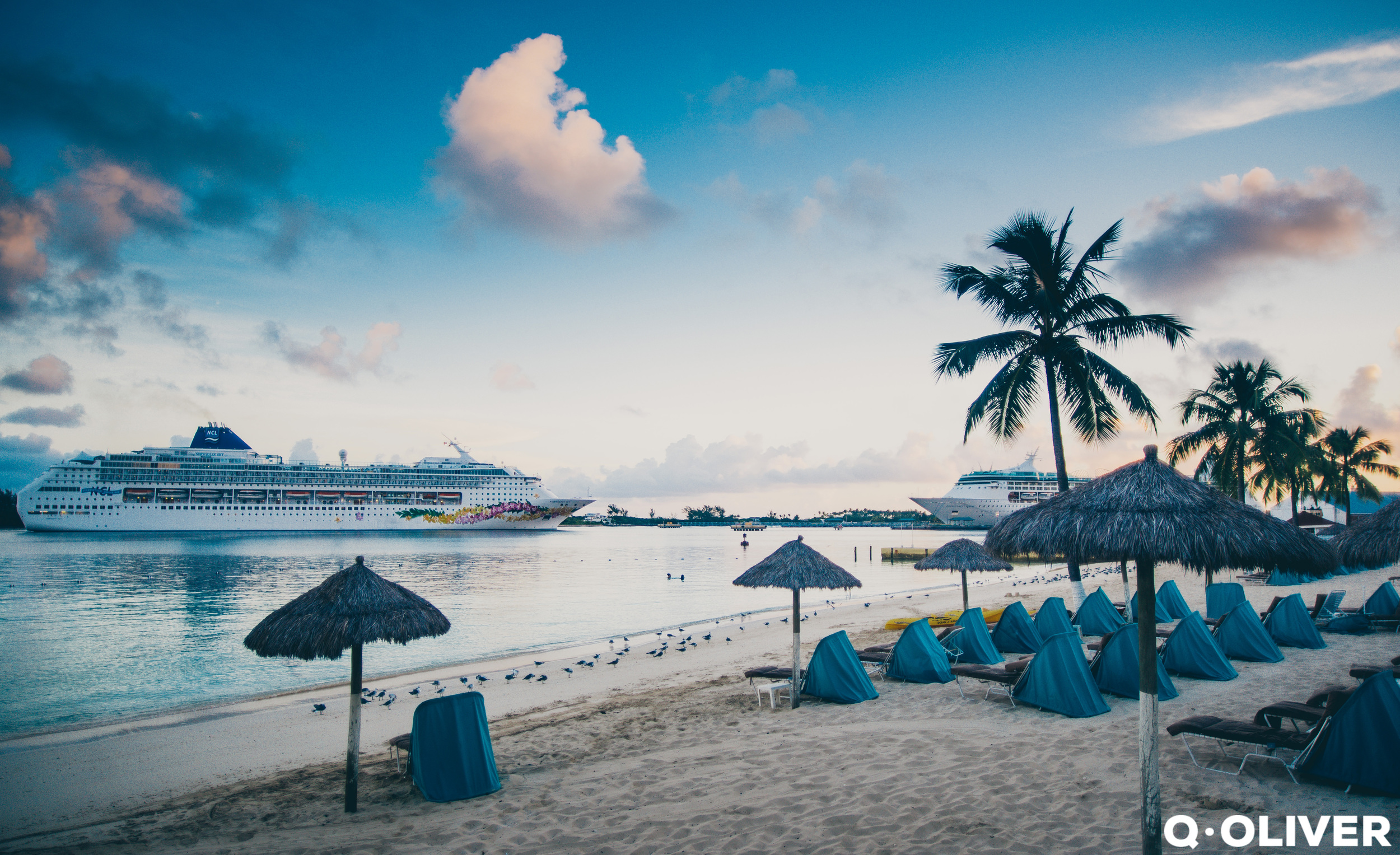 Cruise Ship Port Nassau
