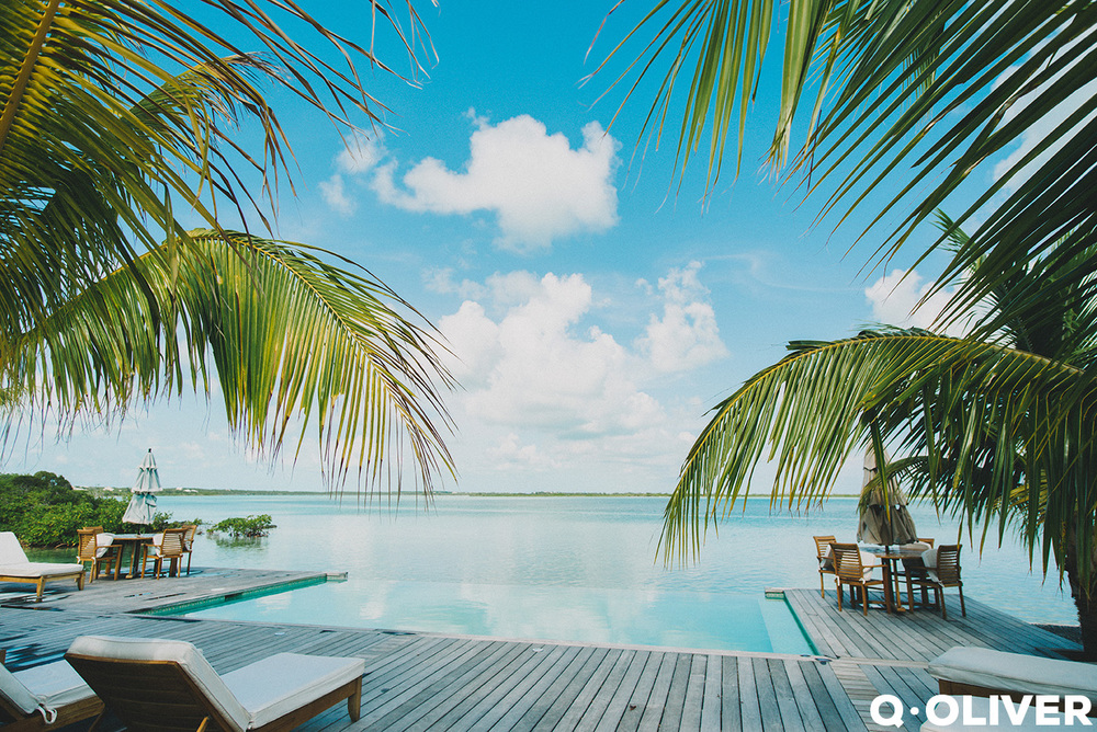 2.  Turquoise Cay, Featured experience on QOliver.com