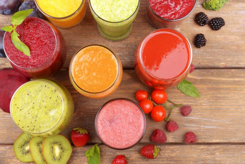 BALTIMORE MAGAZINE - Five Juice Bars to Keep New Year Fresh