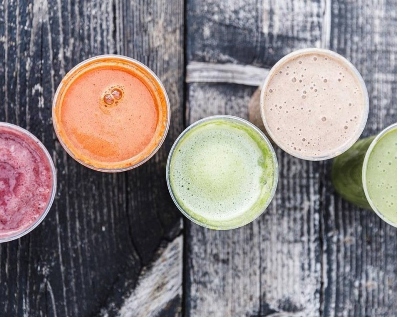 BALTIMORE MAGAZINE: Juice Bars to Keep you Feeling Fresh in the New Year