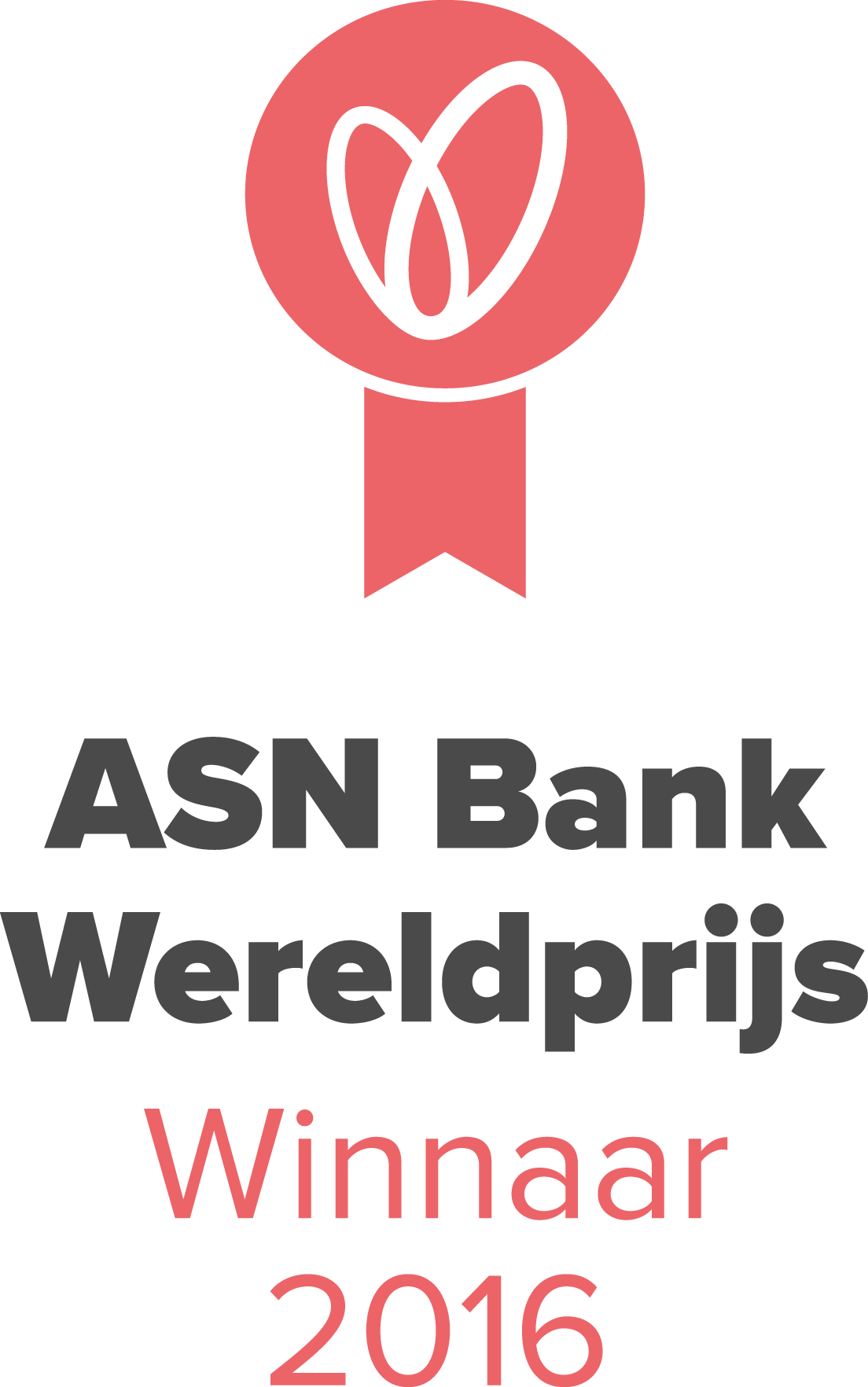 ASN Wereldprijs winnaar