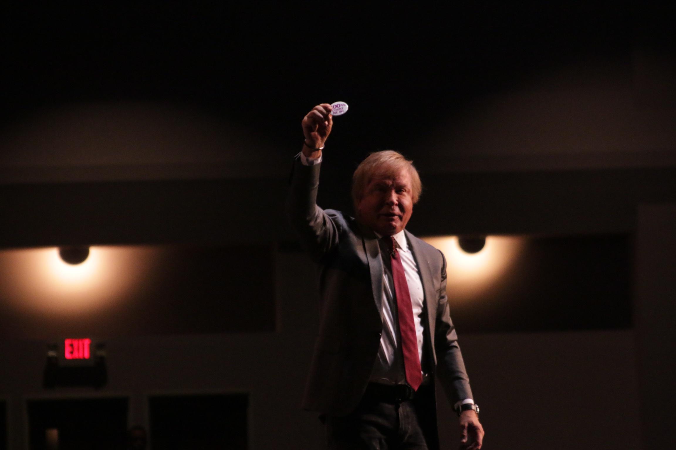 Pastor Steve Munsey
