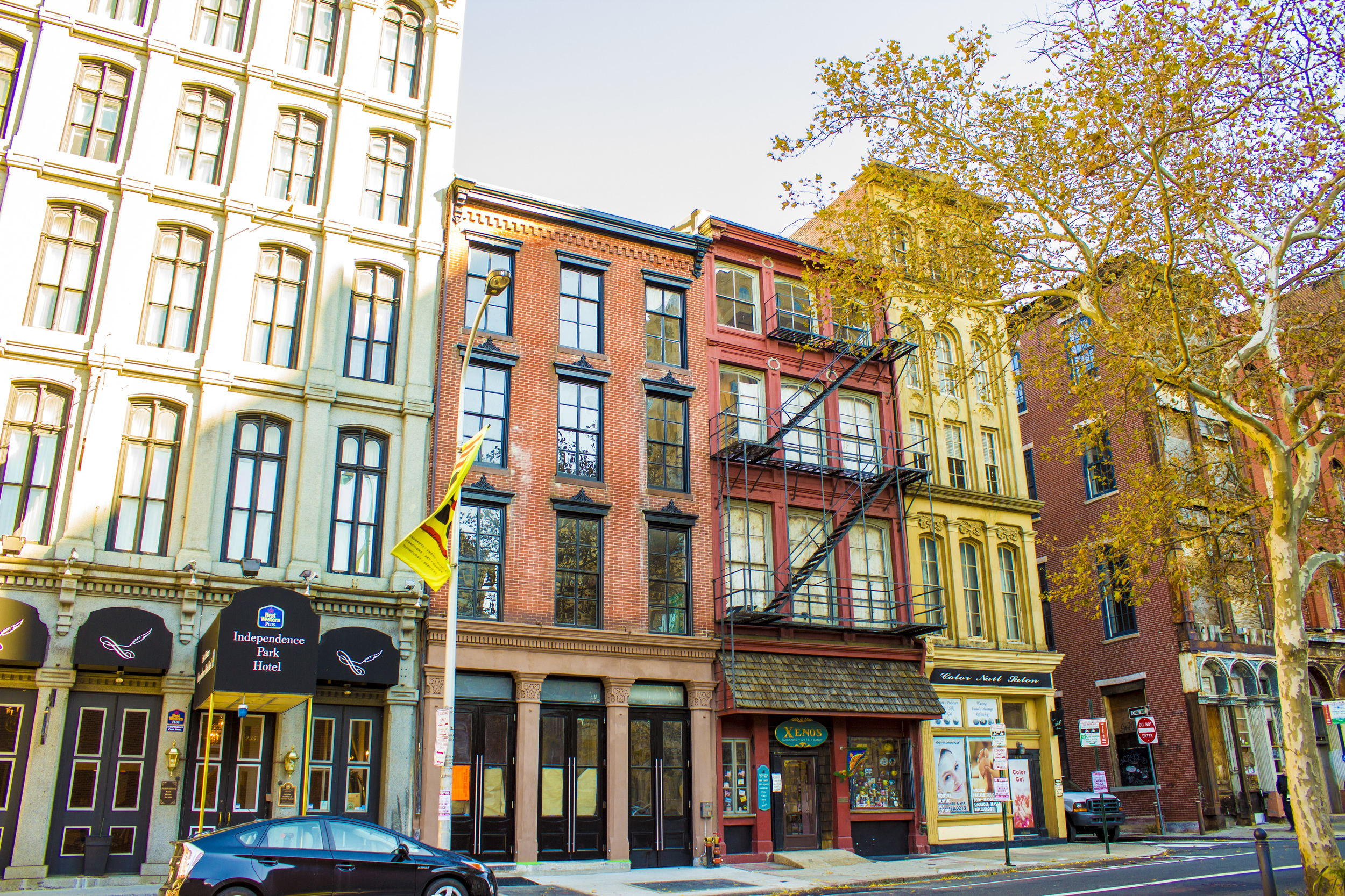 233 CHESTNUT STREET    We performed design, procurement and construction management services on this project.