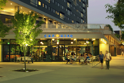 Capogiro Gelato Artisans (UPENN)    We performed design and procurement services on this project.