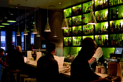 Apothecary Bar & Lounge    We performed design, procurement and construction management services on this project.