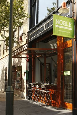 Noble    We performed design, procurement and construction management services on this project.