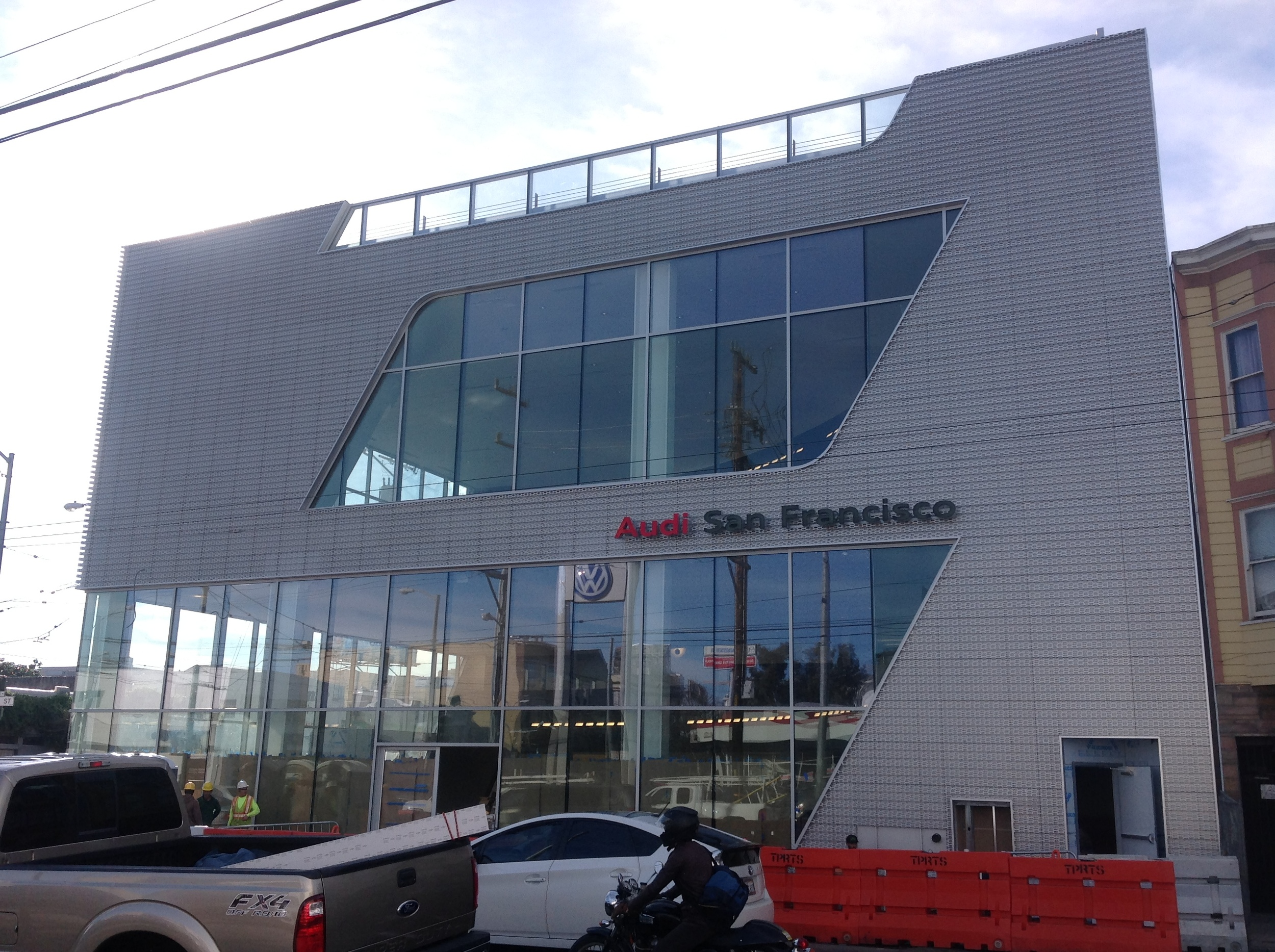 Audi San Francisco >> Audi San Francisco San Francisco Ca Rua And Son Mechanical