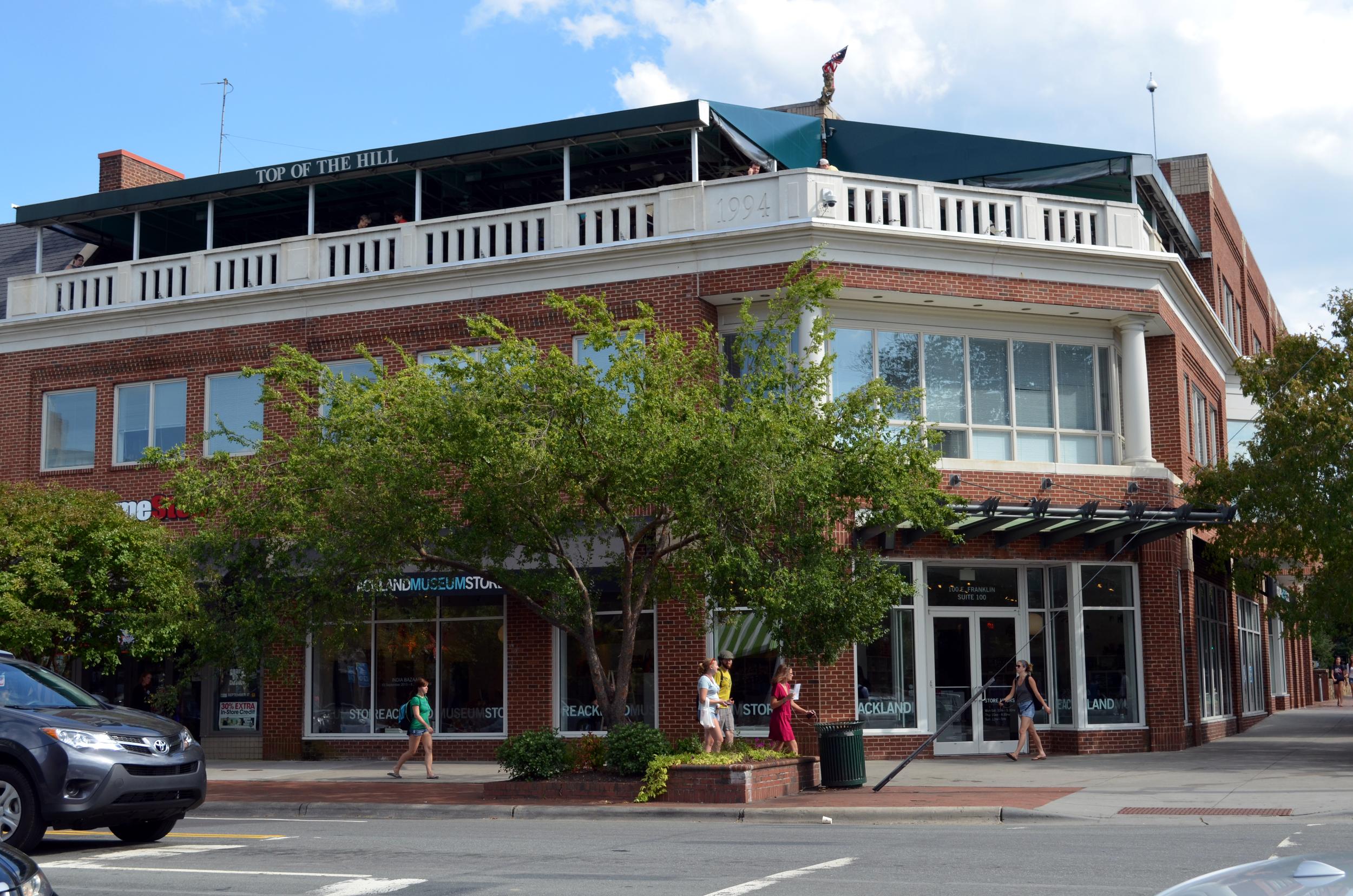 Infill Redevelopment, Chapel Hill, NC