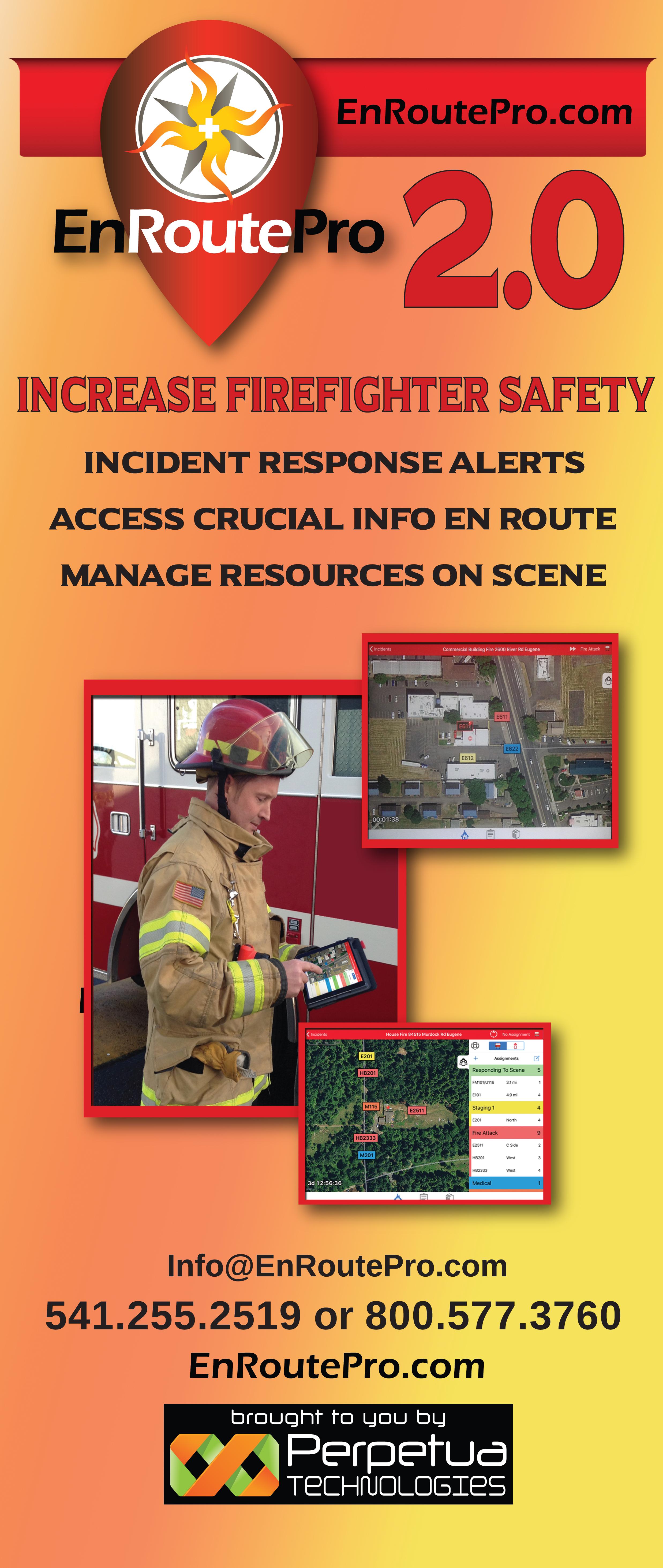 First Responder safety, on scene management