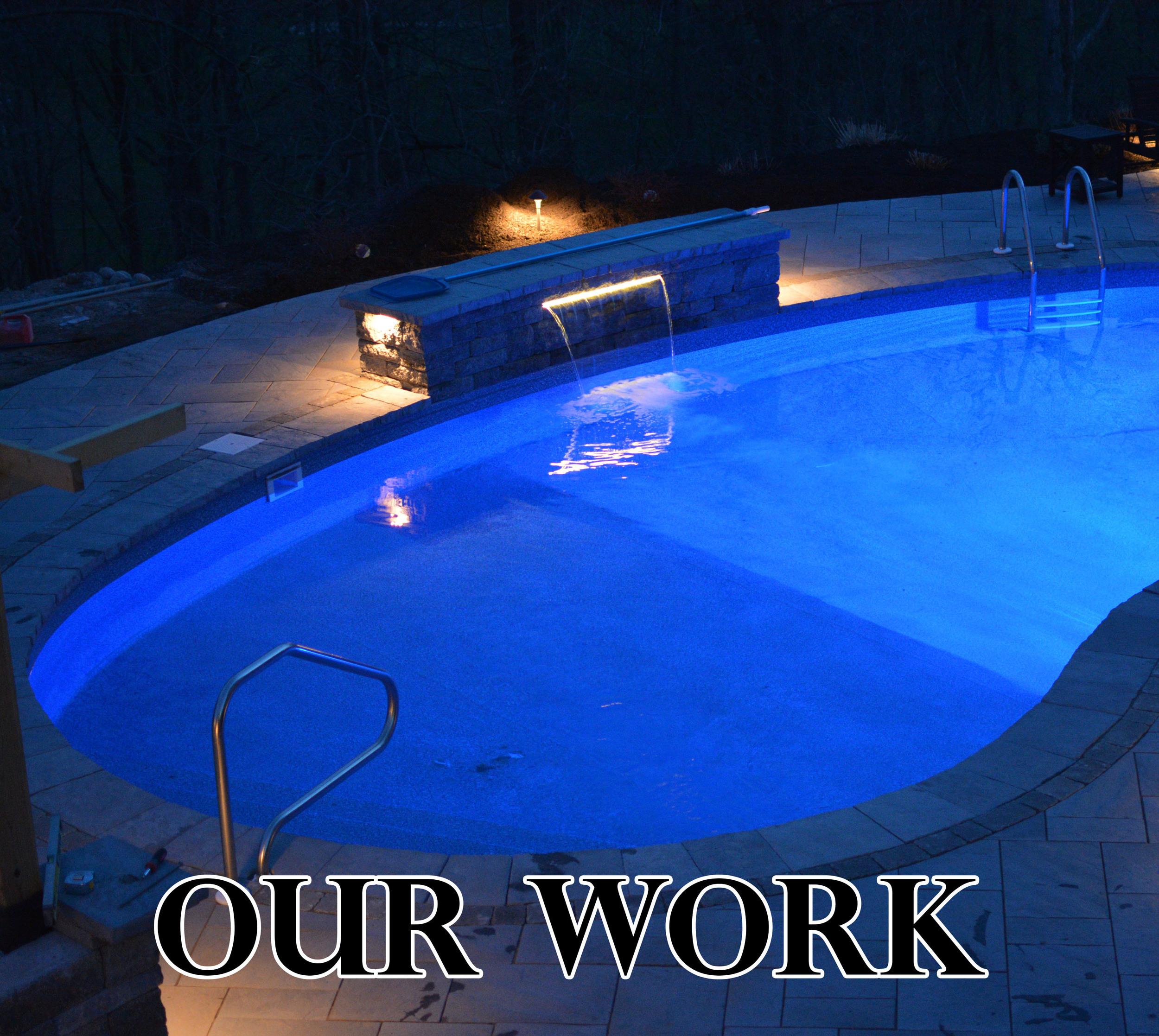 Our Portfolio of Landscape Construction