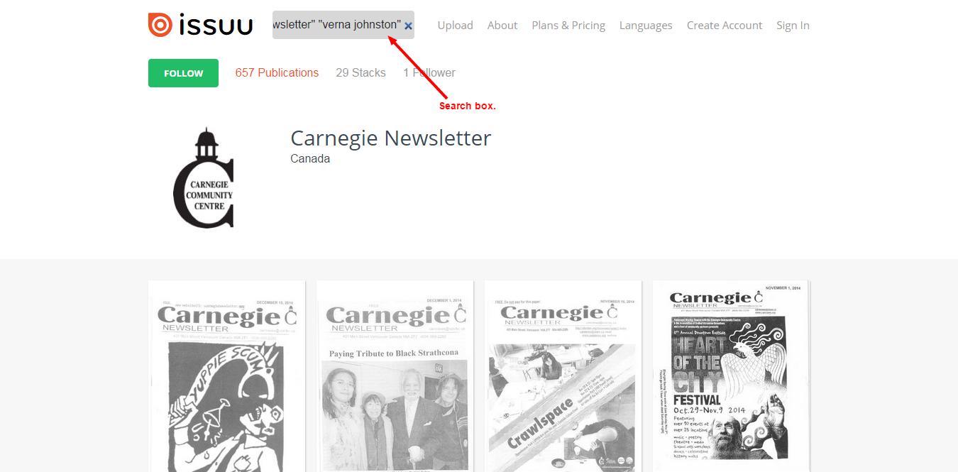 ISSUU   Carnegie Newsletter.png