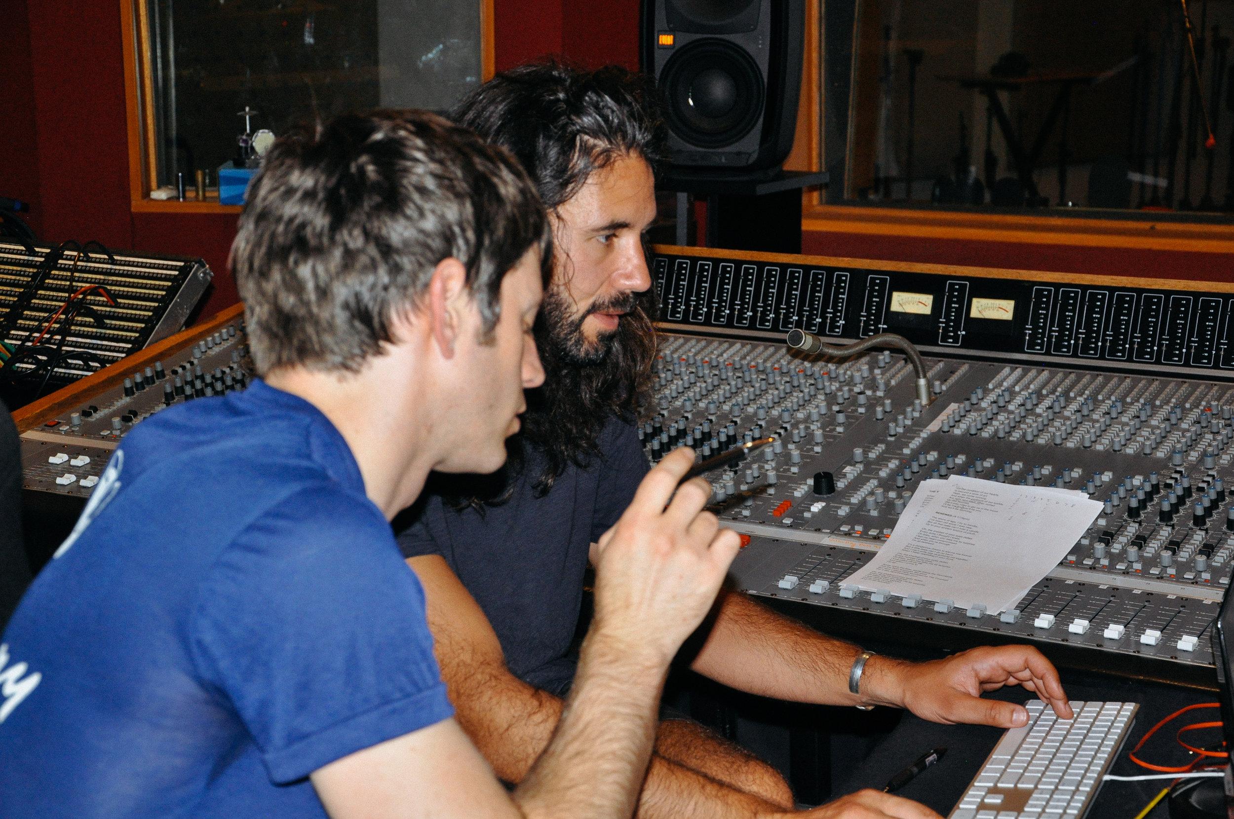 Head Gap Studios, Melb 2017