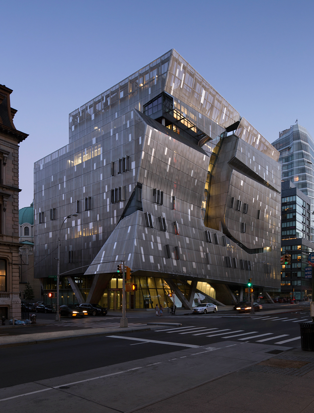 Cooper Union - Morphosis Architects