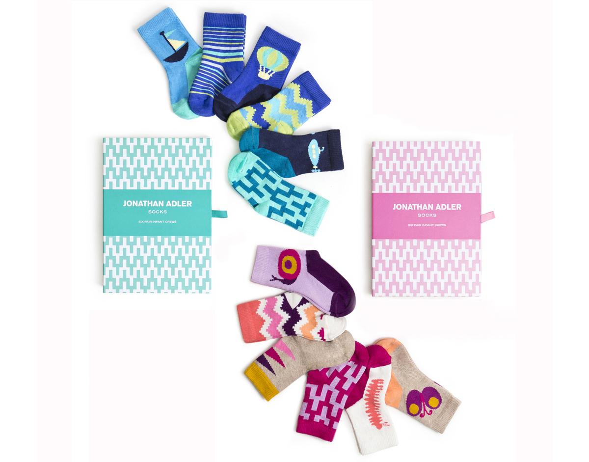 Jonathan Adler Kids Sock Textile Pattern Design Mid Century.jpg