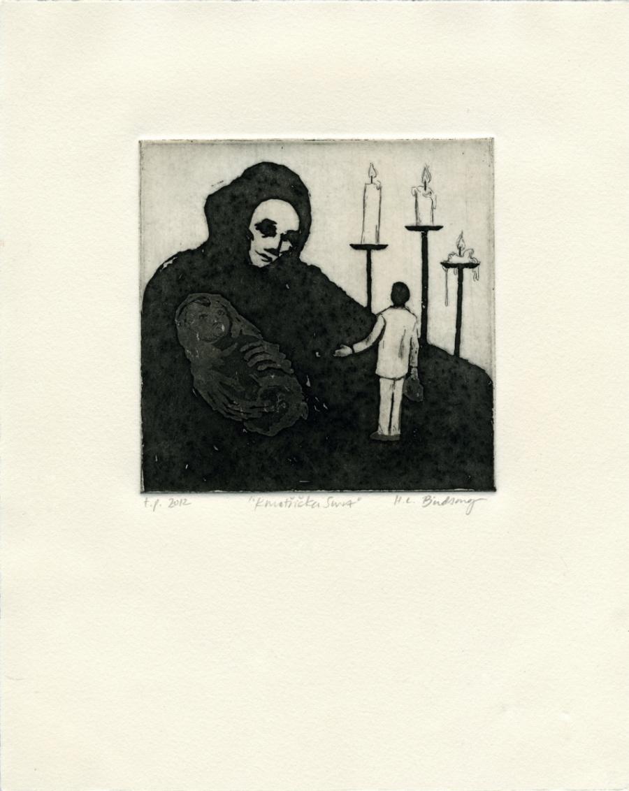 Kmotřička Smrt