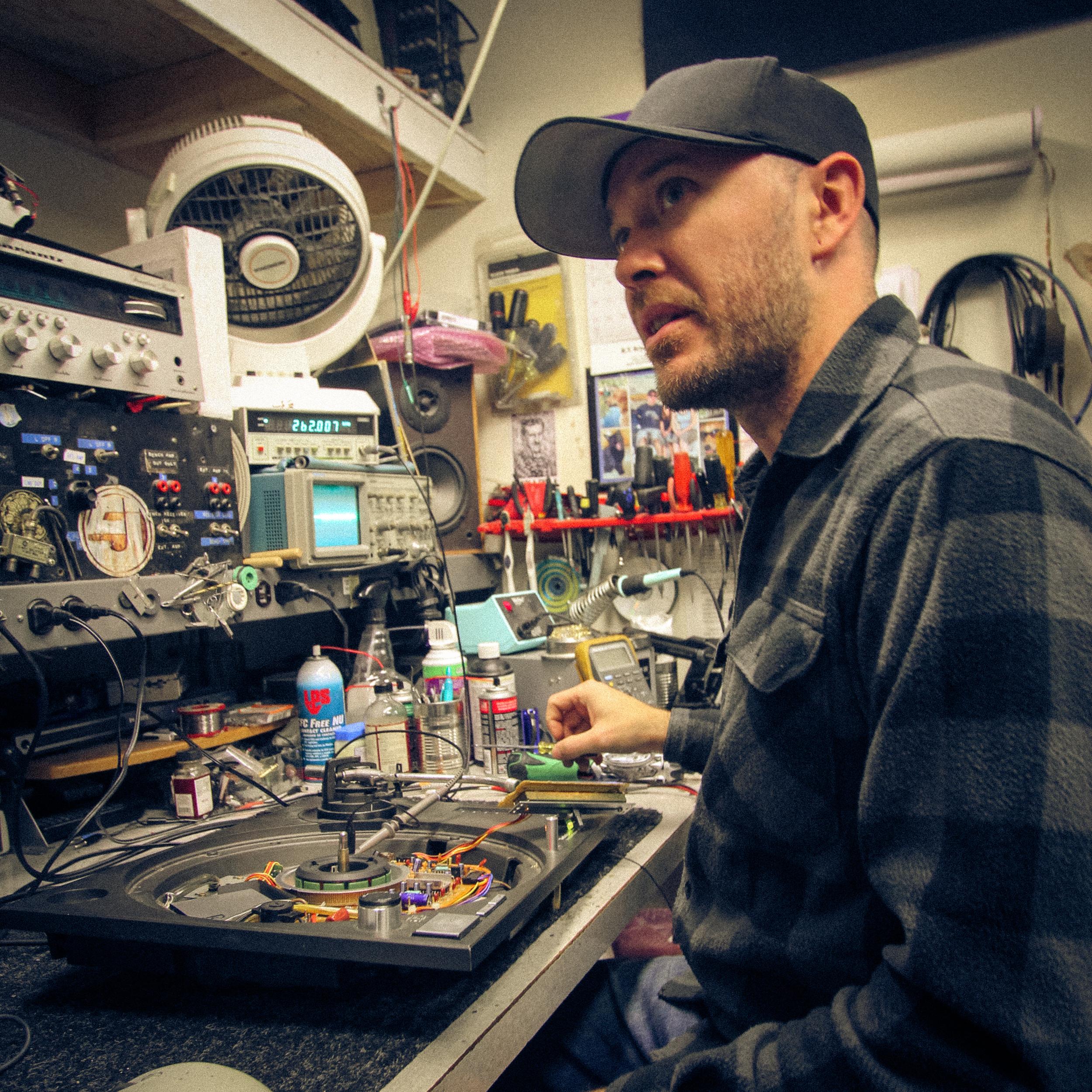 Jim, Technician