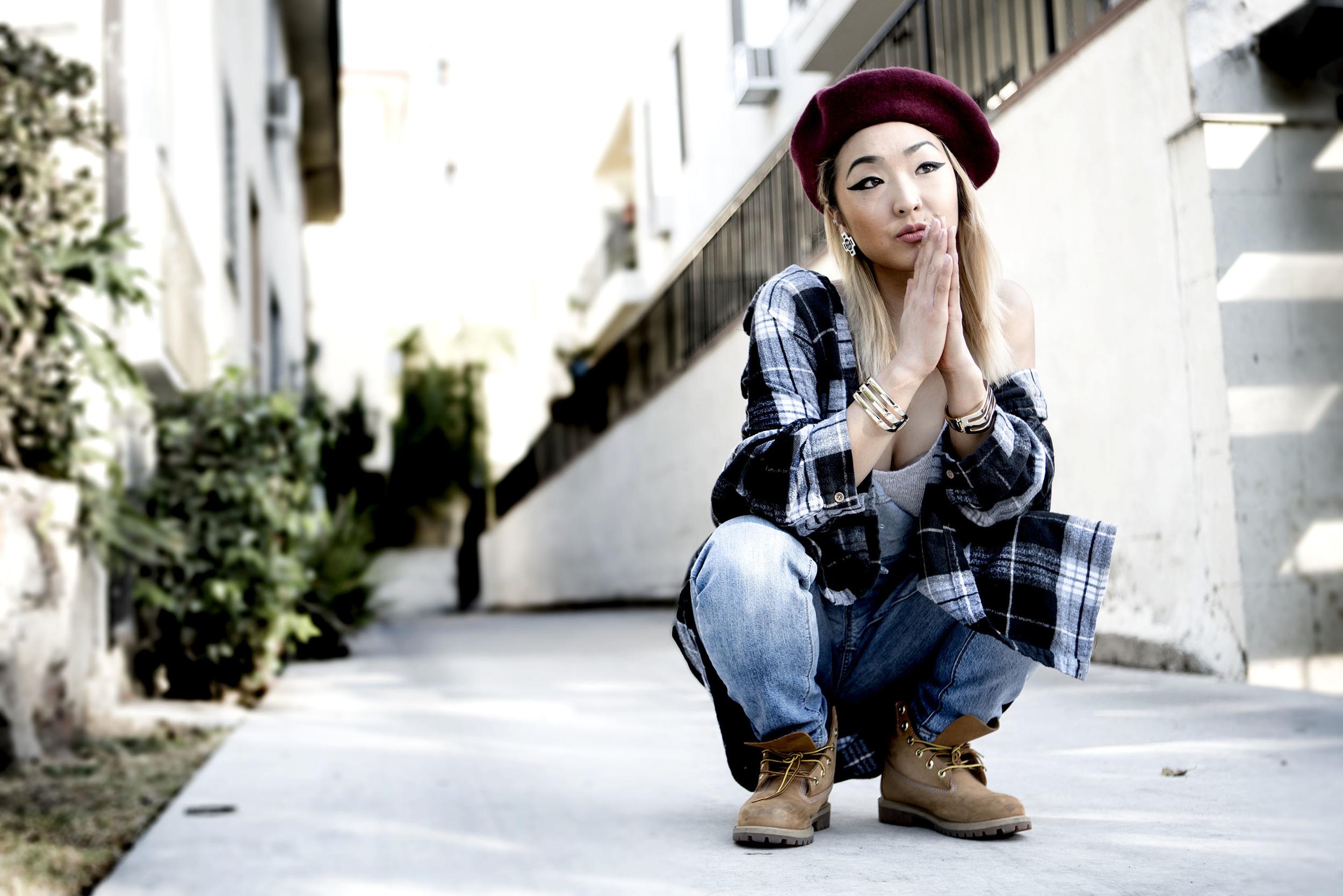justfeng ryan feng lydia paek ootd fashion editorial