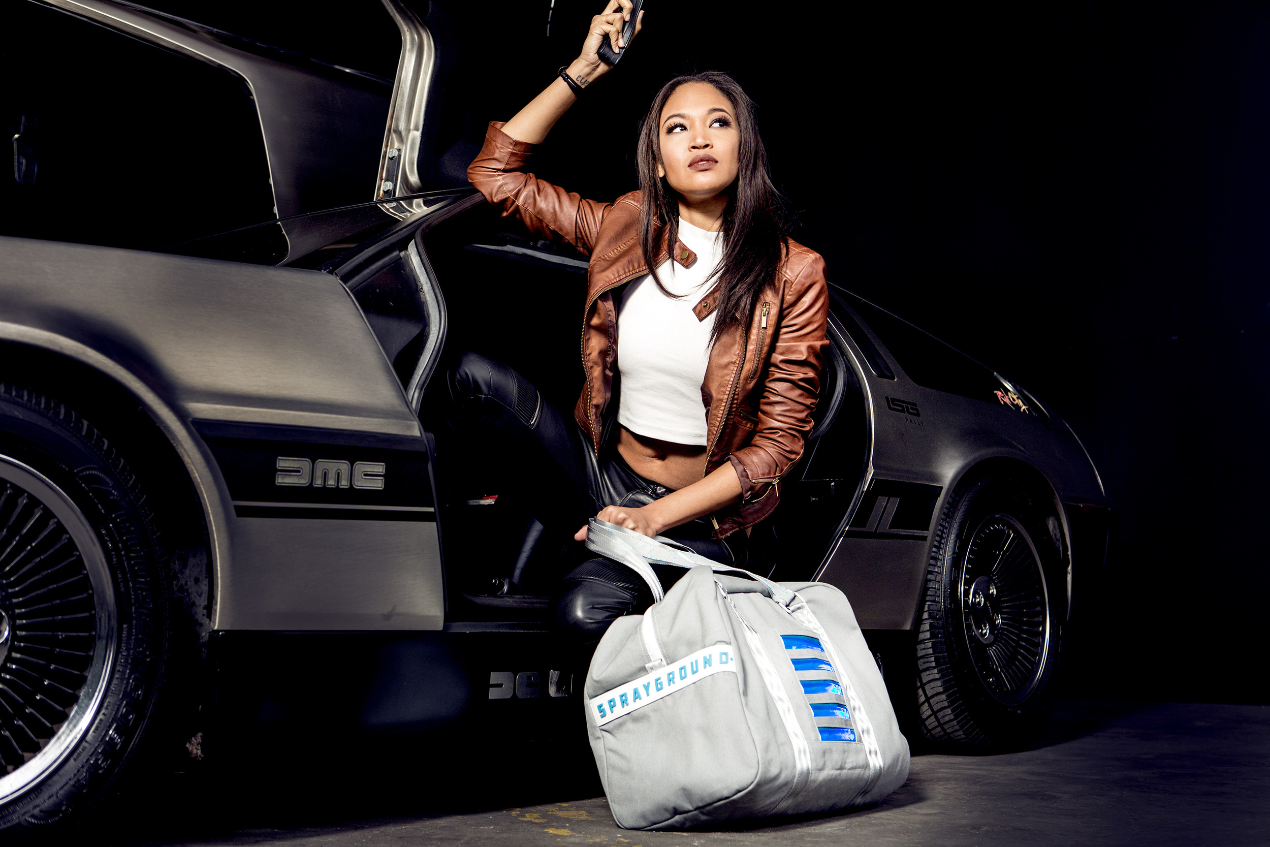 sprayground high snobiety neka stephens justfeng photography editorial street dreams back to the future