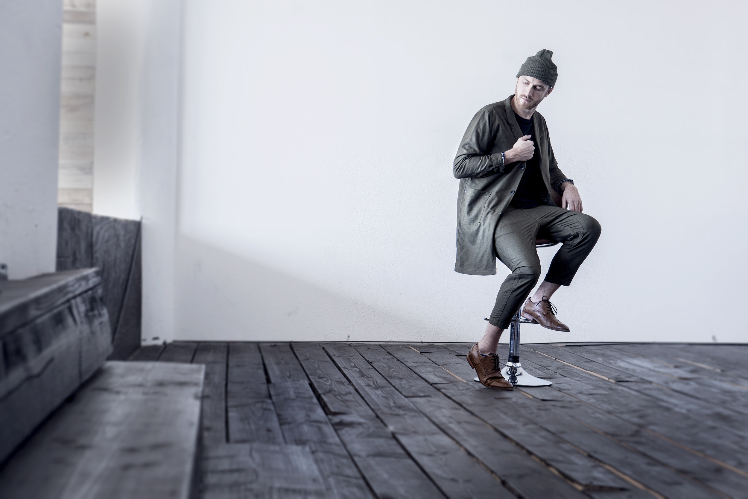 JUSTFENG RYAN FENG EDITORIAL LOOKBOOK OOTDMENTS JOANNA DAVID PUBLISHBRAND