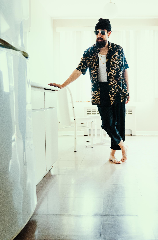 justfeng ryan feng fashion editorial hot asian beard dance quest crew