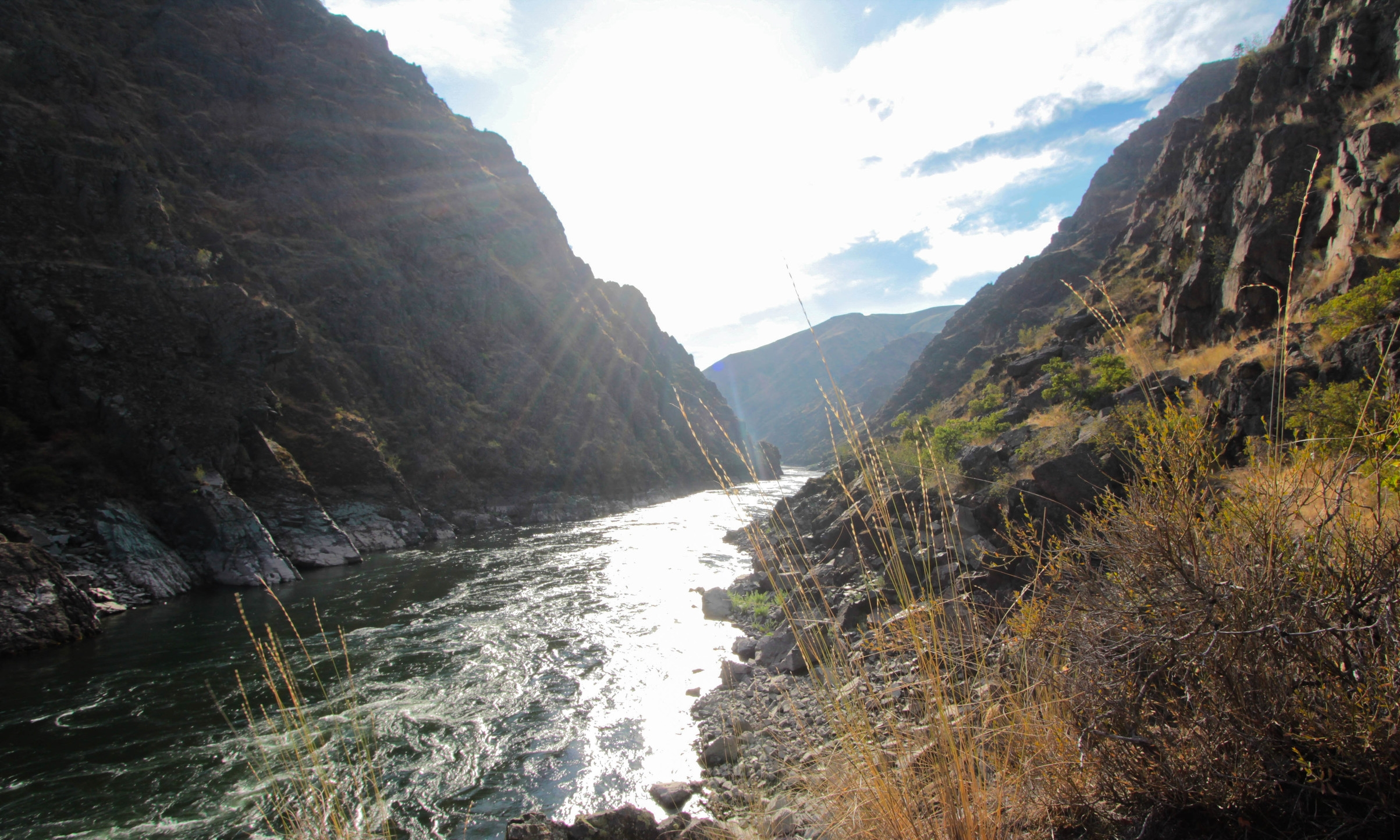 LOWER SALMON RIVER, ID