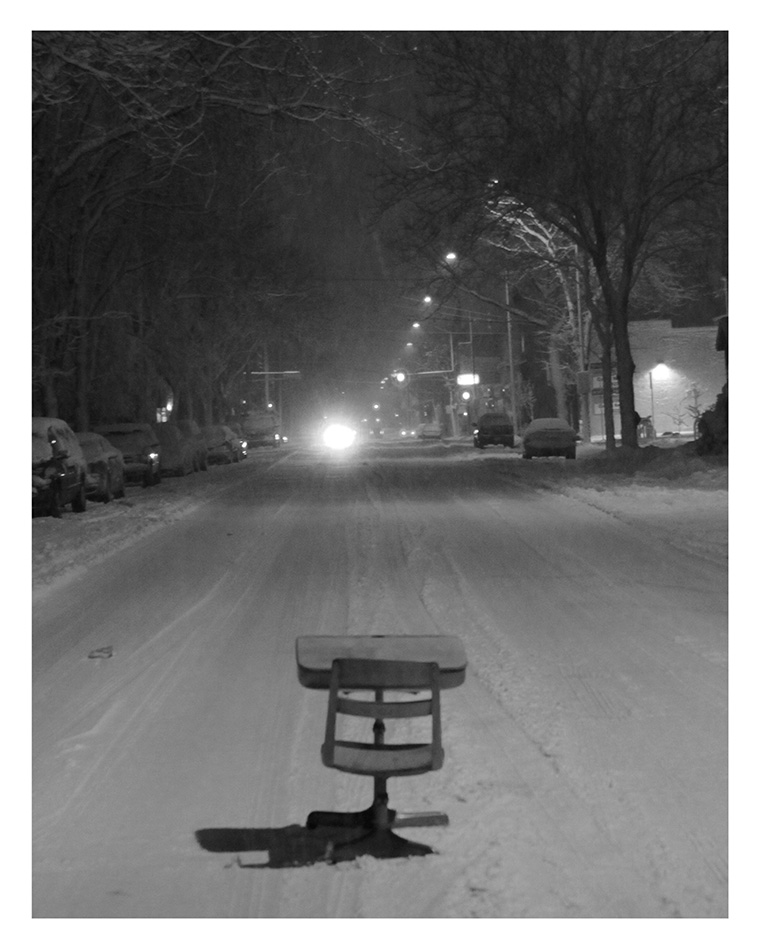 Wintry Mix  © Bill Blansett; Still Learning