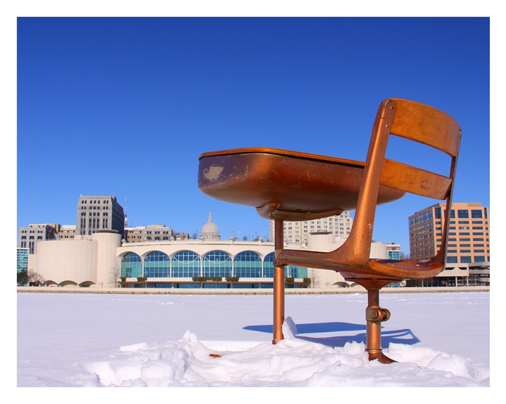 Monona Terrace  © Bill Blansett; Still Learning