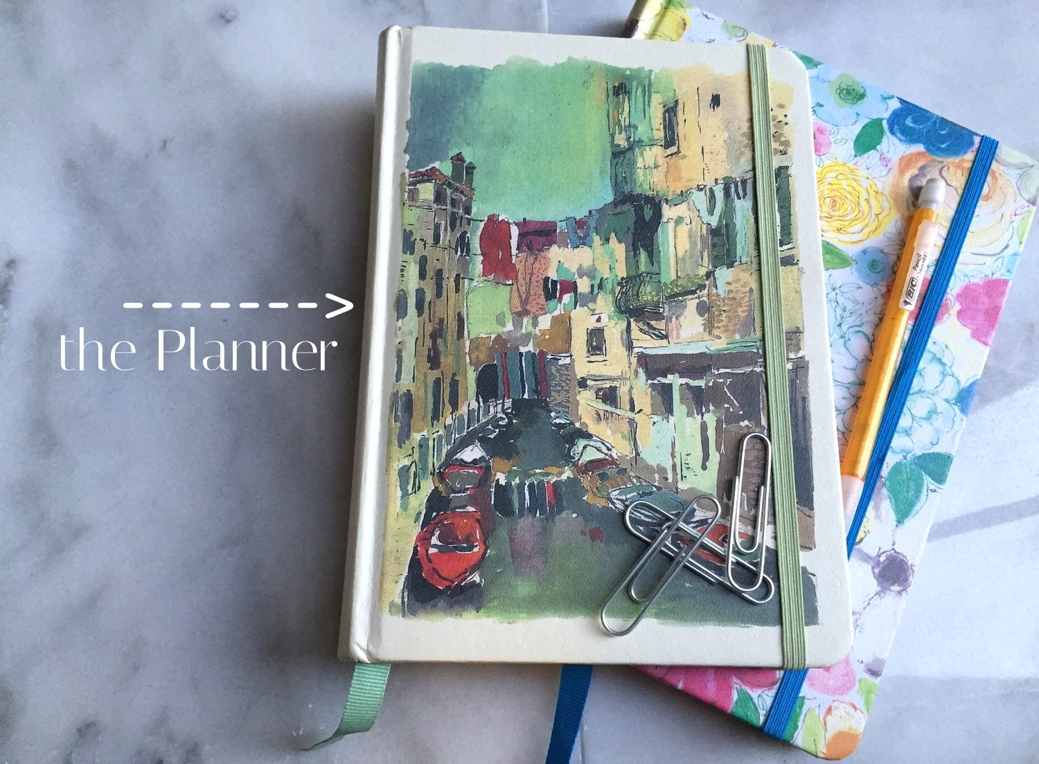 Journal/Planner Notebook