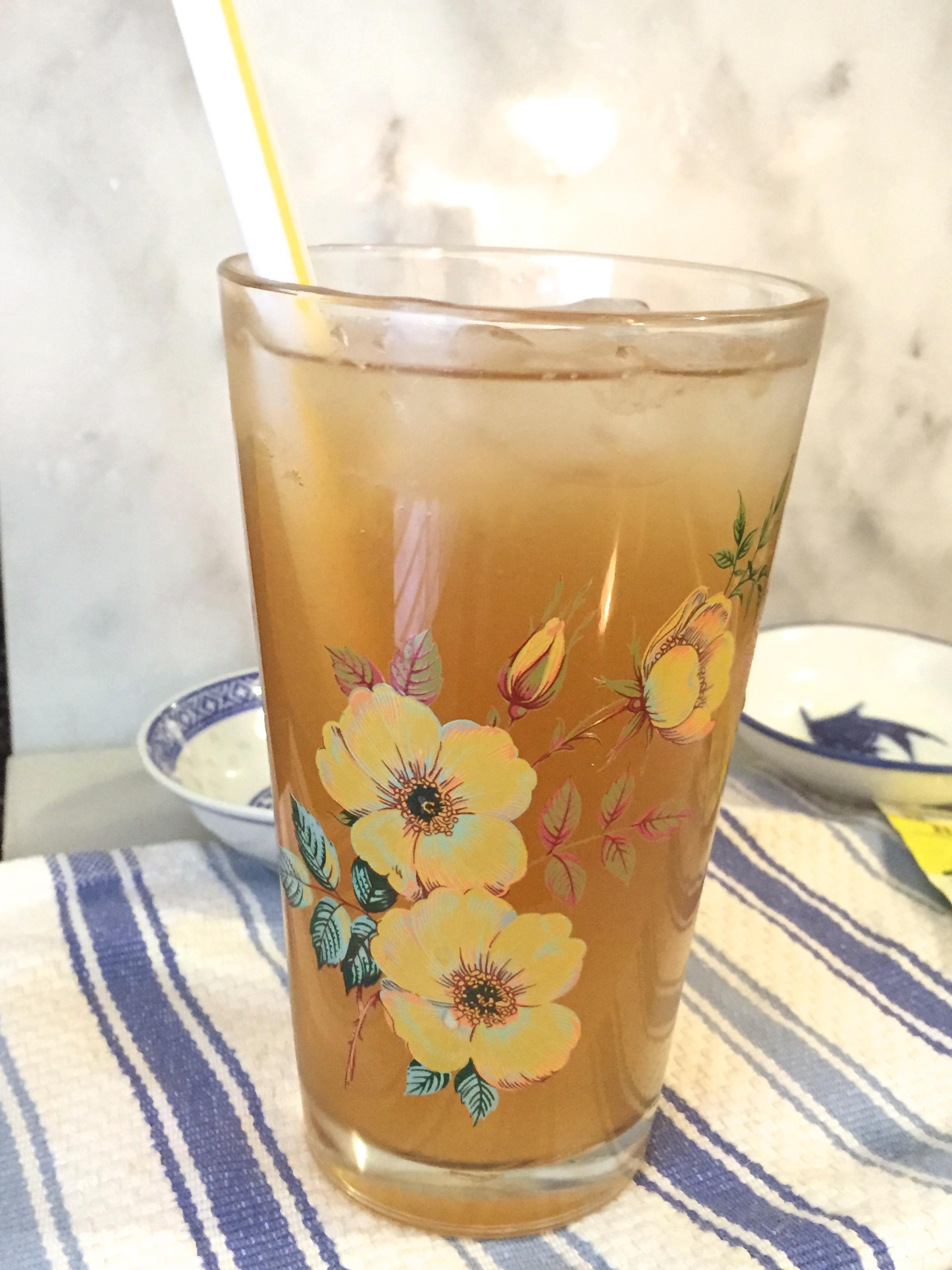 Chamomile Iced Tea