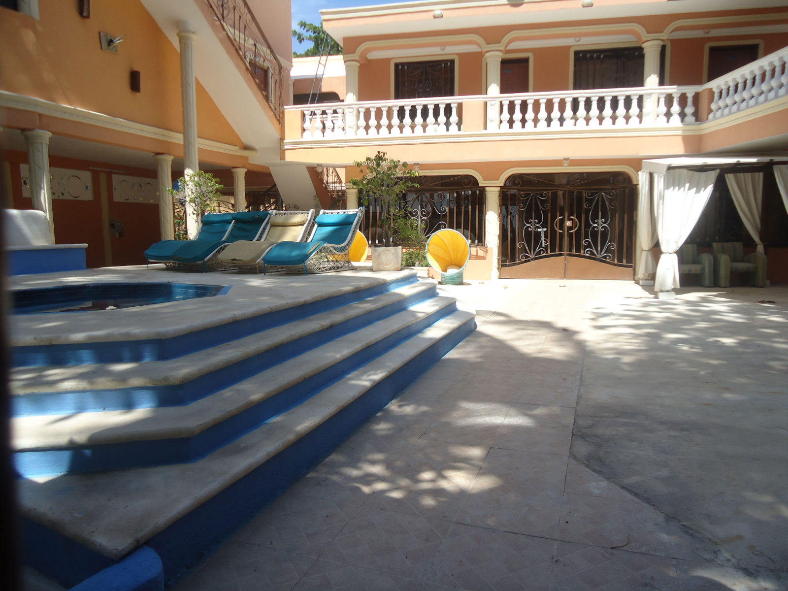 Beach hotel in Palmar de Ocoa
