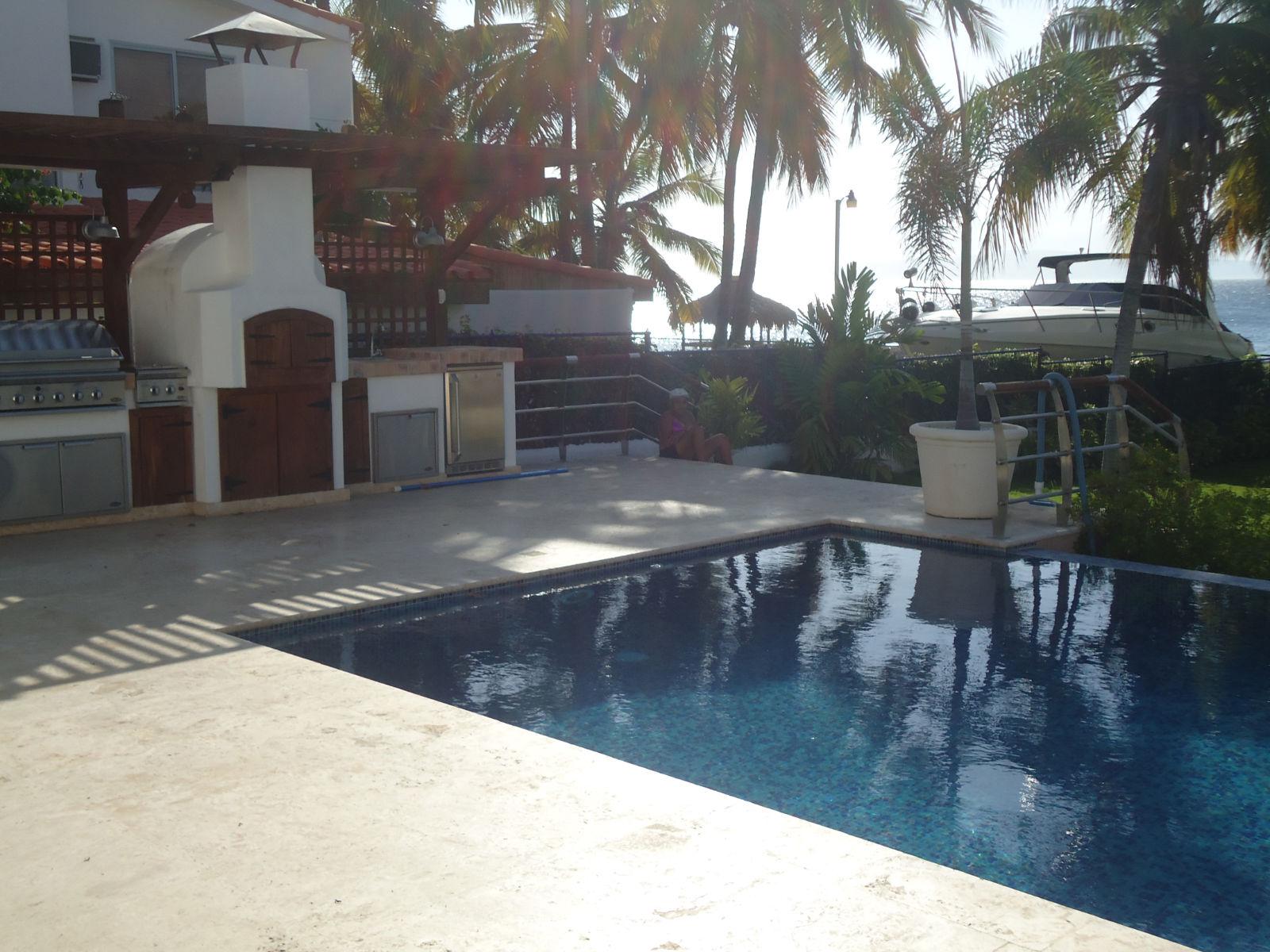 Pool at Palmar de Ocoa