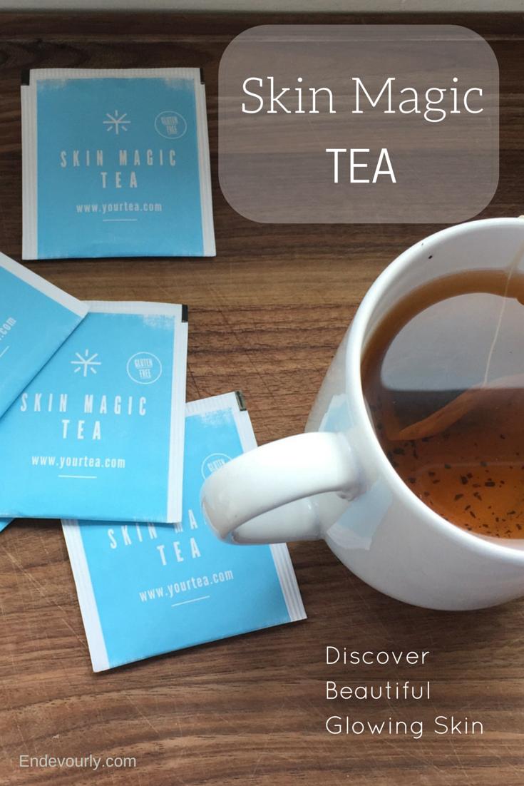 Skin Magic Tea By: YOUR TEA
