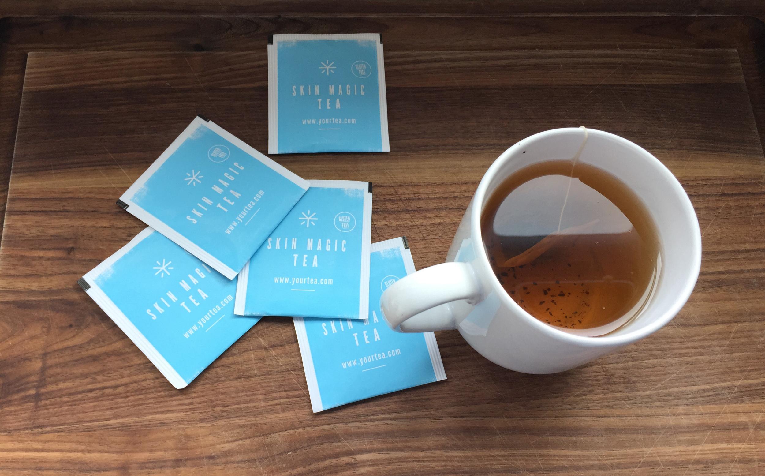Skin Magic Tea