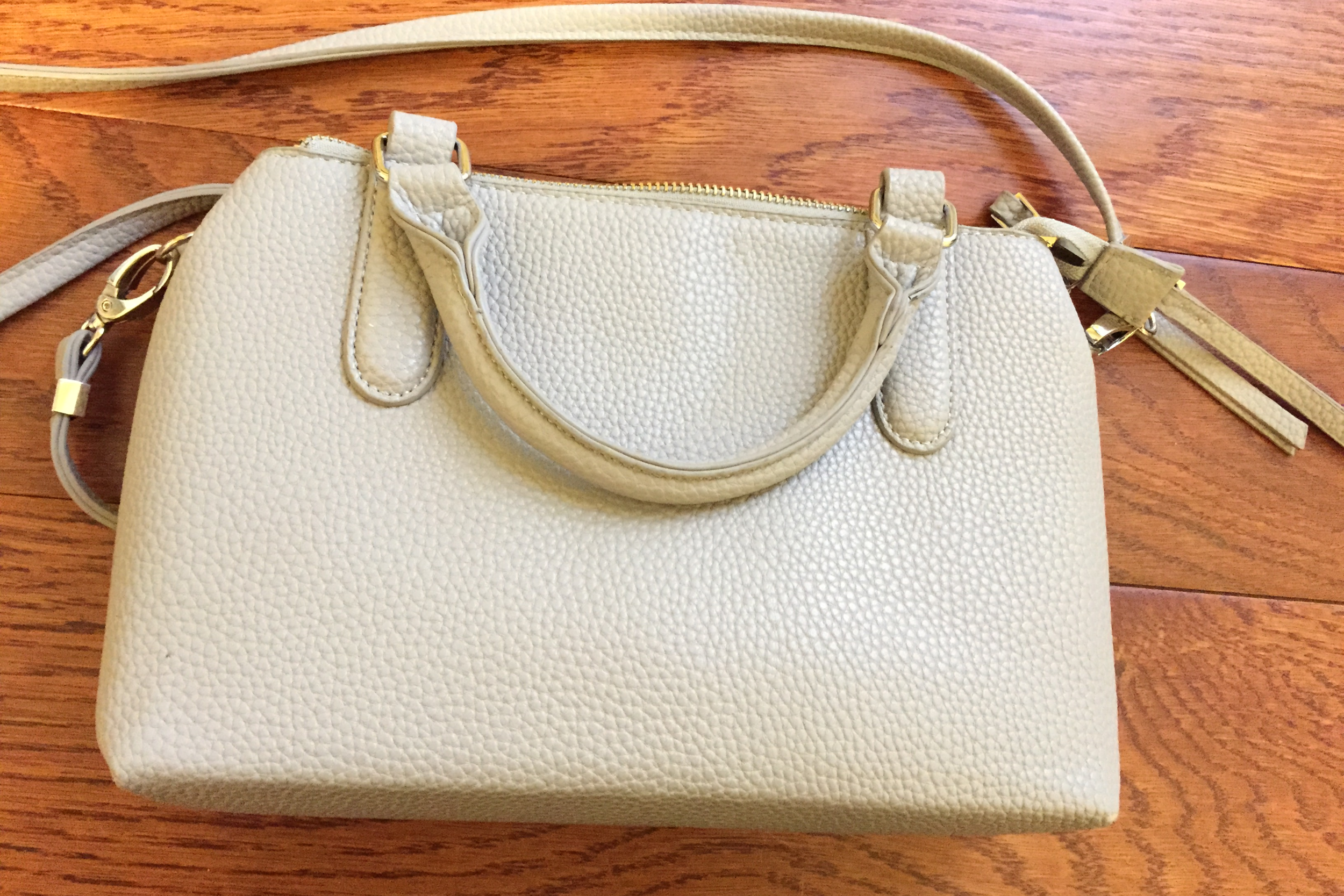 Don't forget your everyday purse!