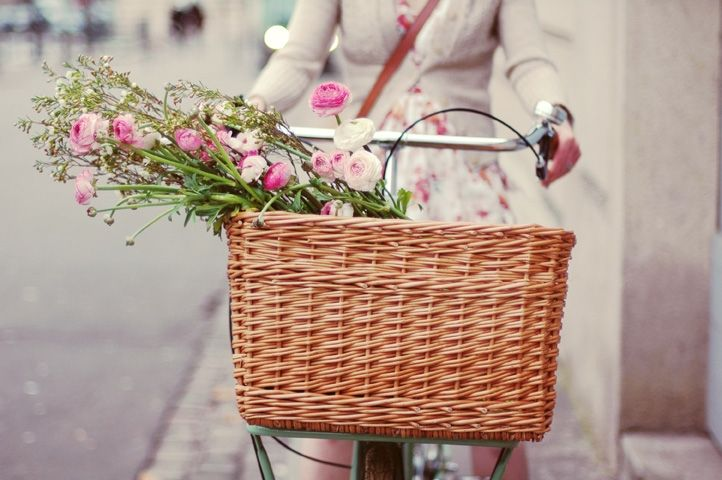 A large basket that fits all my essentials during bike rides is what I was looking for.
