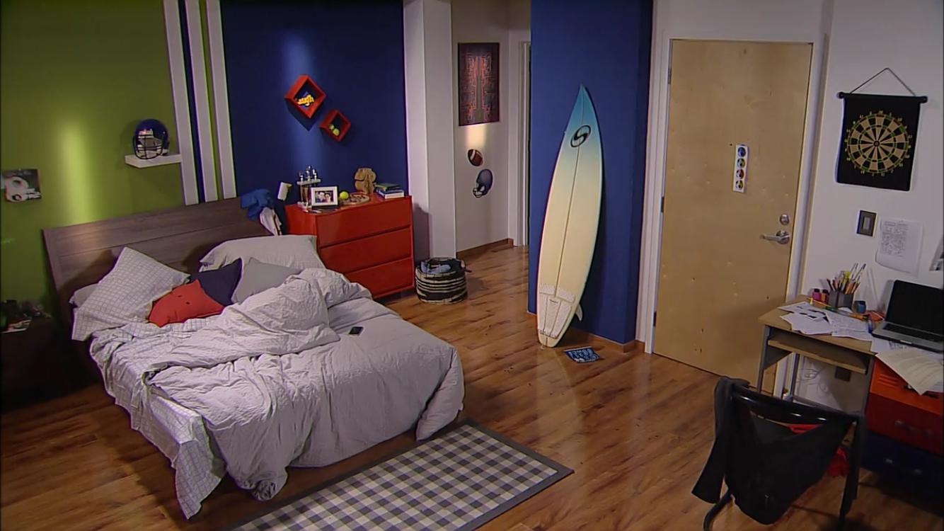 Teen Rooms On TV