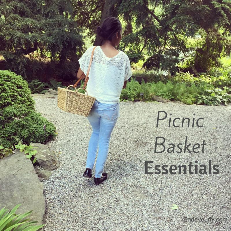 Picnic Basket Essentials